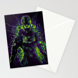 Future Halo Stationery Cards