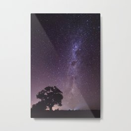 The World Unknown Metal Print