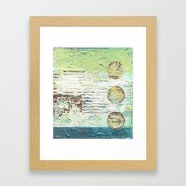 Three Pence Framed Art Print