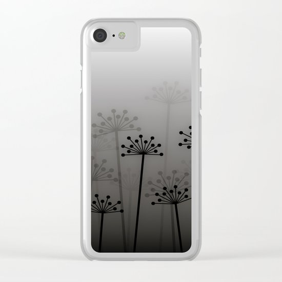 fog Clear iPhone Case