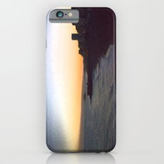 Seafront sunset Slim Case iPhone 6s