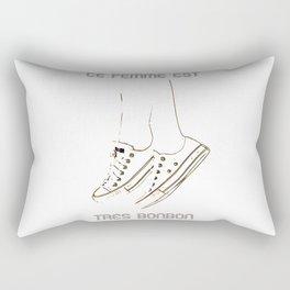 Femme all star Rectangular Pillow