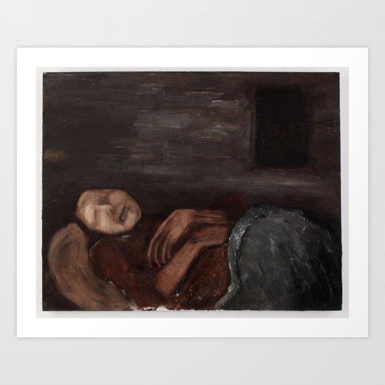 Sweet Slumber Art Print
