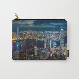 HONG KONG 10 Carry-All Pouch