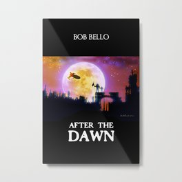After The Dawn Metal Print