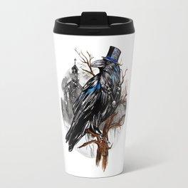 Dark Raven Travel Mug