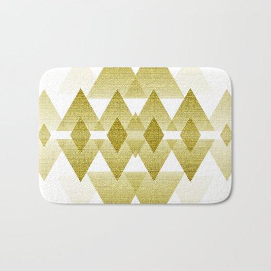 Golden Spirit Bath Mat