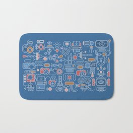 Photography Equipment Bath Mat