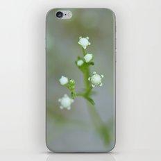 Tiny Flowers iPhone & iPod Skin