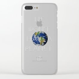 We don't have a Planet B Clear iPhone Case