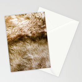 Fluffy Fur Stationery Cards