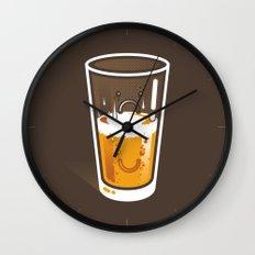 Pessimistic Optimist - alt version Wall Clock