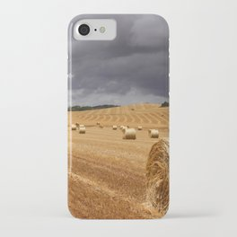 Harvest Before the Storm iPhone Case