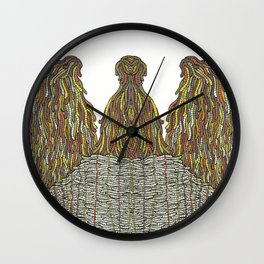 Humps! Wall Clock