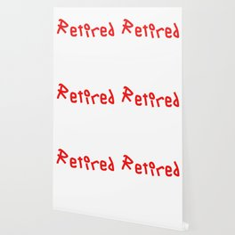 Retired Not My Problem Anymore Funny Gift Funny Retirement Gift Wallpaper