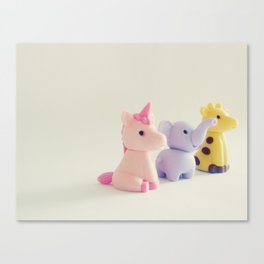 Friends: Staring into the Sun Canvas Print