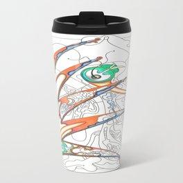 Embryonic Fly Trap Travel Mug
