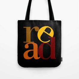 read love Tote Bag