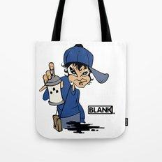 BLANKM GEAR - GIRLSPRAY T SHIRT Tote Bag