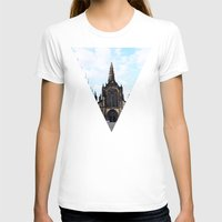 medieval T-shirts featuring medieval glasgow by seb mcnulty