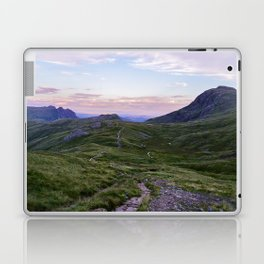 Hanging Knotts and the Langdale Pikes Laptop & iPad Skin