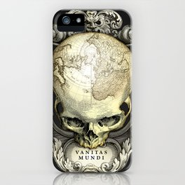 Vanitas Mundi iPhone Case