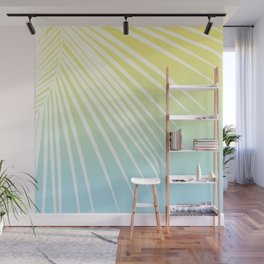 Pastel Palm 03 Wall Mural