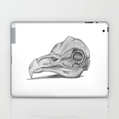 Barn Owl Skull Laptop & iPad Skin