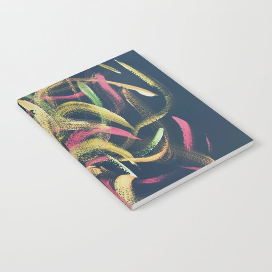 Abstract #1.2 - Koi Notebook