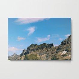 glacier ntl park part 2 Metal Print