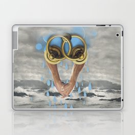 beach sex only works in movies Laptop & iPad Skin
