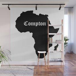 Compton 1 Wall Mural