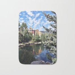 Pond Views Bath Mat