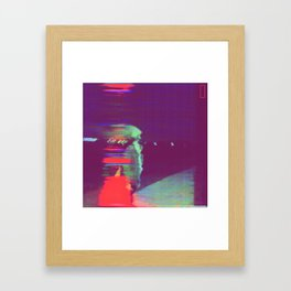 1 9 8 9 Framed Art Print