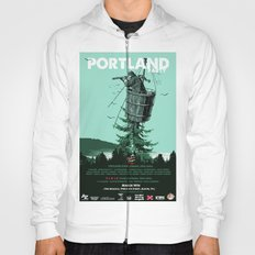 SXSW 2012 Portland Party - Poster Hoody