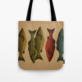 One fish Two fish... Tote Bag