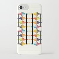 polygon iPhone & iPod Cases featuring Polygon by Sudário