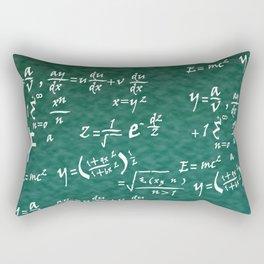 Math Equations Rectangular Pillow