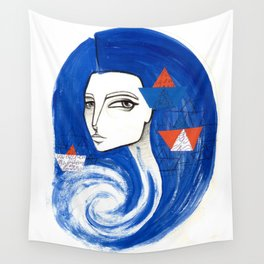 Sou Mar Wall Tapestry