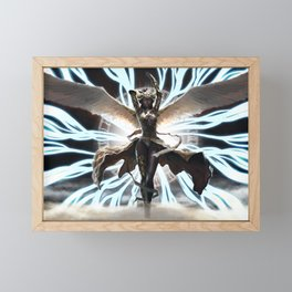 Goddess Superna Framed Mini Art Print