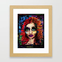 To Charm The Mind To Truths Own Way Framed Art Print