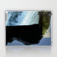 Reflective Waterfall Laptop & iPad Skin