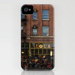 Zola iPhone Case