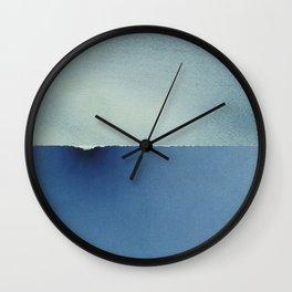 Seascape (Wave) Wall Clock