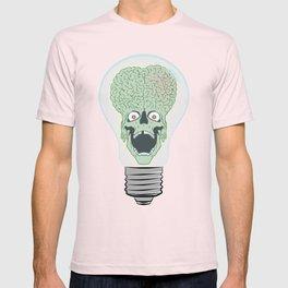 Think Martian  T-shirt