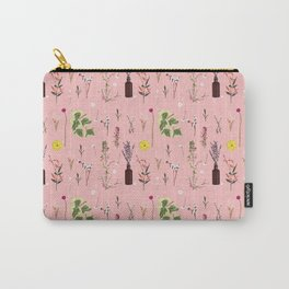 Floral treat Carry-All Pouch