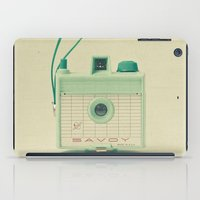 mint iPad Cases featuring Mint by Cassia Beck