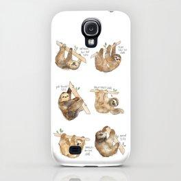 Sloths iPhone Case
