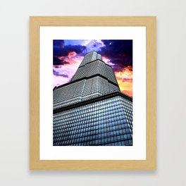 Trump Tower Framed Art Print