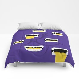 Just Mouths Comforters